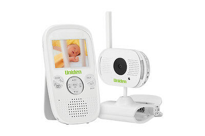 "Uniden 2.3"" Digital Wireless Baby Video Monitor"