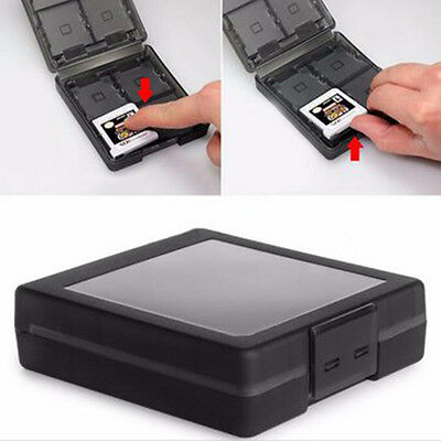 16 in 1 for Nintendo 3DS/DS/DSI Storage Holder Memory Card Case box Protector