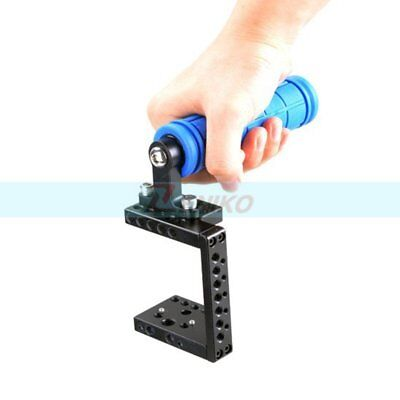 Compact Top Handle Baseplate BMPCC Cage Rig for Blackmagic Pocket Cinema Camera