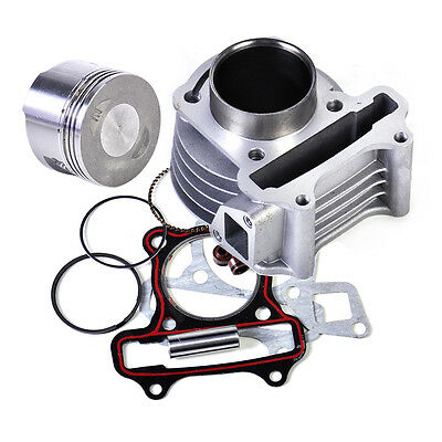 47mm Big Bore Kit Cylinder Piston Rings fit Scooter Moped GY6 50 60 80 139QMB