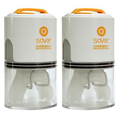 Emergency Breath System - Portable System Saver Respirator Fire Safety Breathing