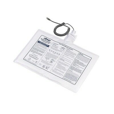 Timed Corded Patient Alarm Pad, 10 Inch X 15 Inch Chair Sensor, Pack Of 5 NEW