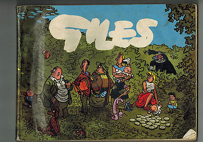 GILES CARTOON ANNUAL No. 10 from 1956