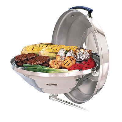 "Magma Marine Kettle Charcoal Grill - Party Size 17"""" model A10-114"