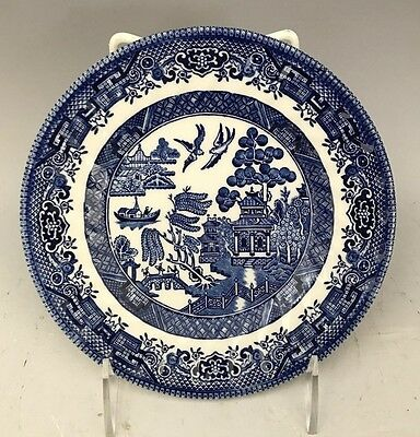 """Royal Wessex Blue Willow Bread & Butter Plate 6.75"""""""