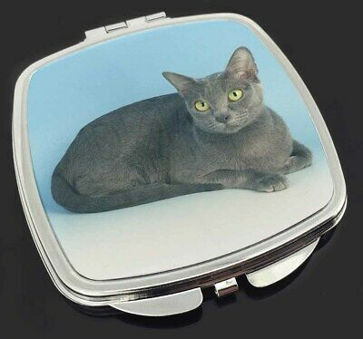 Silver Grey Thai Korat Cat Fridge Magnet Stocking Filler Christmas Gif AC-101FM