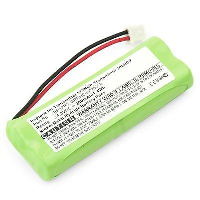 Batterie pour Dogtra 1700NCP 1800NCP 1900NCP 1200NC 1000NC 1202NC (300mAh)
