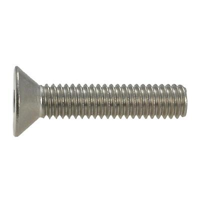 Countersunk Socket Screw 6-32 UNC Imperial Coarse Bolt CSK BSW Stainless G304