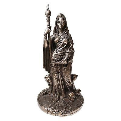 Goddess Hecate Bronzed Effect Figure 28cm High Nemesis Now Wiccan Pagan