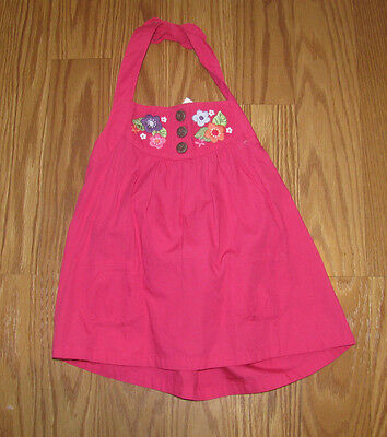 NWT Gymboree Girl Toddler Pink Sleeveless Top 2T NEW