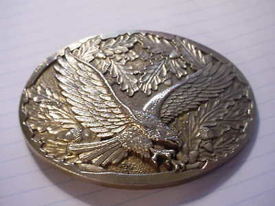 Eagle buckle Solid Brass