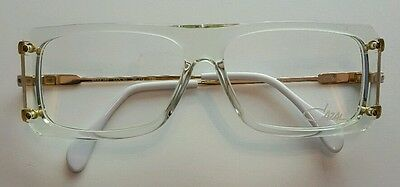 Cazal Iconic Legends Rx Clear Frame Mod. 185 Col. 65 54-12-130 Made In Germany