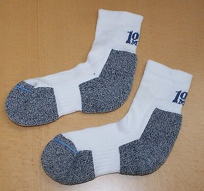 1000 Mile Ultra Performance Sports Running Socks with Cupron Size 3 4 5