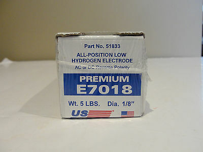 US Forge Welding Electrode E6011 5//32-Inch by 14-Inch 5-Pound Boxed #51143