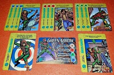 OVERPOWER Supergirl SET hero 6 sp Shapeshift Girl of Steel JLA Maiden of Might