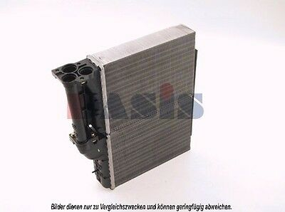 Heat exchanger Interior heating cooler Heater BMW 5er E34 Without Air Condition