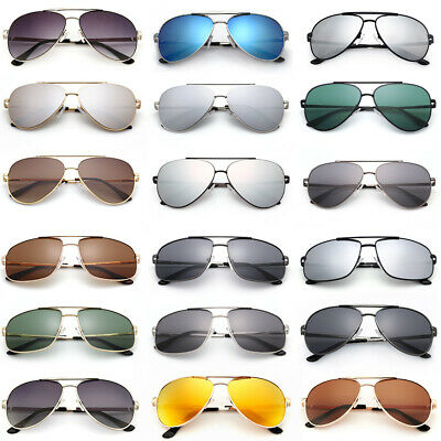 Women Men Aviator Polarized Sunglasses Driving Mirror Lens Glasses UV400 Fashion