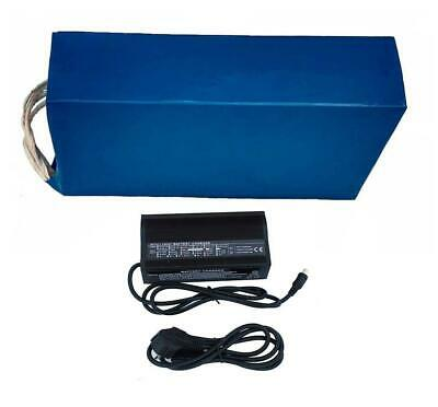 72V25-35AH Li-on E-Bike Battery Pack for Stealth Bomber Electric Bike