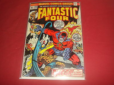 FANTASTIC FOUR #132  Marvel Comics 1973  FN