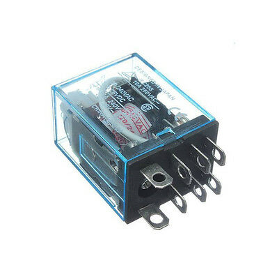 1PCS LY2NJ J LY2N LY2 AC 200V/220V 8PIN 10A 240VAC 28VDC Power Relay Coil UK