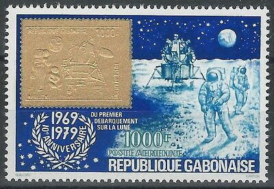 GABON - PA No.223 Stamp New 1979 - SPACE