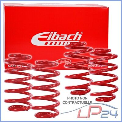 4x EIBACH SPORTLINE RESSORT DE SUSPENSION COURT 45-50/30-35 MM VW GOLF 5 1K 6 5K