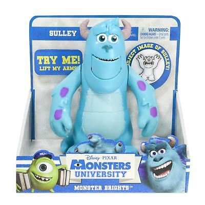 Monsters University Monster Brights - Sulley with Lights & Sounds - 20057779 NEW