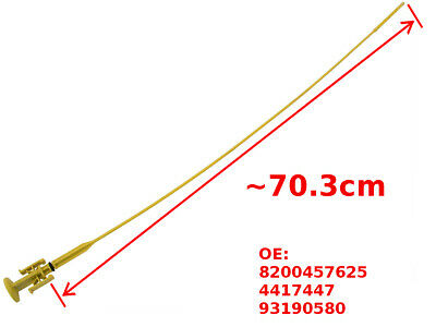 Renault Master Ii Vauxhall Movano A Dipstick Oil Level Filler 8200457625