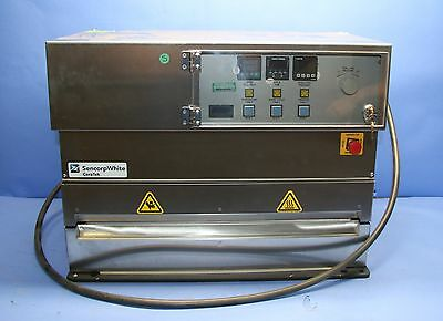 (1) Used Sencorp Model 24AS/2 Medical Pouch Heat Sealer 17033