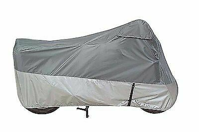 DOWCO Guardian Ultralite Plus Gray Large Motorcycle Cover