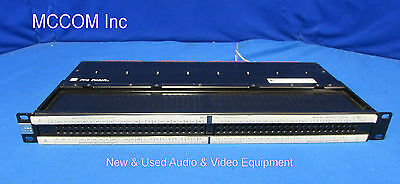 ADC PPP1248-QCP-NS 2x48 Pro Patch Bantam Audio Patchbay