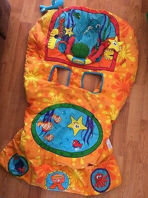 INFANTINO SEA LIFE Shopping Cart/High Chair Cover