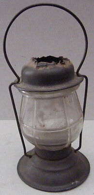 Tin Lantern Candy Container