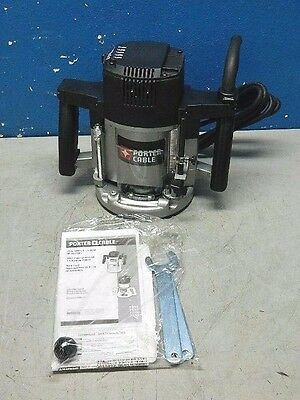 Porter Cable Speedmatic 5-Speed Plunge Router 21000 RPM 3.25 HP 120v 15 Amp 7539