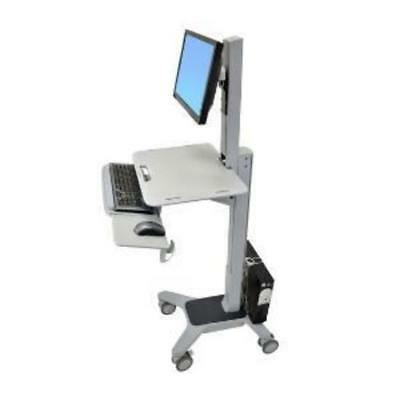 Ergotron Work Fit Sit-Stand Ergonomic Lcd Workstation Max Display Size 22In Max