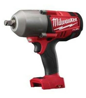 "Milwaukee 1/2"" High Torque Impact Wrench Friction Ring Bare Tool 2763-20"