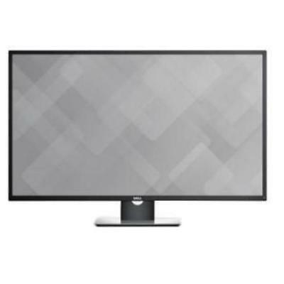 Dell P4317Q 42.5In (16:9) Widescreen Multi Client Uhd 3840 X 2160 60 Hz (Dp Only
