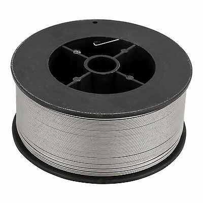 1 roll 1.0mm Stainless Steel Gasless Mig Welding Wire - 1kg Flux Cored