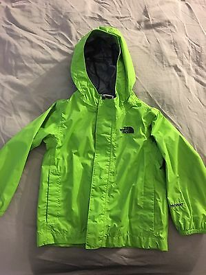 Toddler The North Face Green Rain Jacket Size 3T