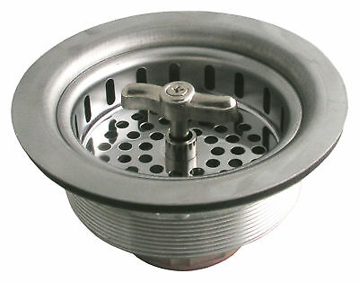 LDR 501 1400 Strainer Twist and Lock Chrome Plated In Clamshell