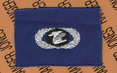 USAF AIR FORCE Administration Qualification badge patch