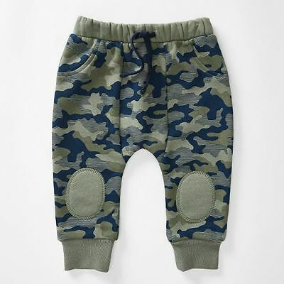 NEW Baby Camo Mix & Match Trackpants