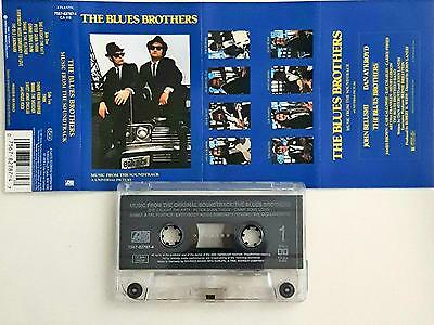 The Blues Brothers ‎ Music From The Original Soundtrack  Mc Tape Cassette