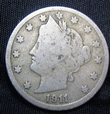 Nice 1911 Liberty V Nickel