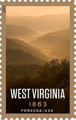 2013 46c West Virginia Statehood Scott 4790 Mint F/VF NH