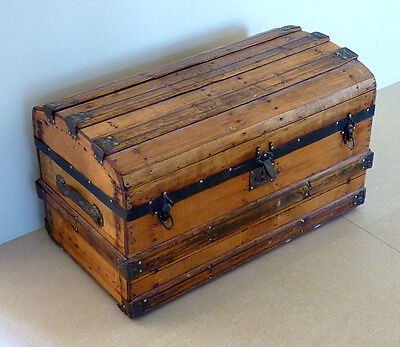 Antique Trunk / Storage Chest