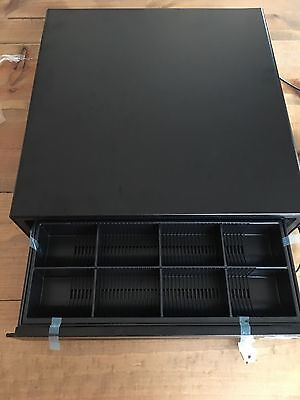 EOM-POS Heavy Duty Cash Register Drawer, Compatible with Square