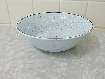 ❤ Johnson Brothers PATIO BLUE Round Vegetable Bowl 8 3/4 Inches