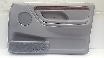 Nos - Genuine Ford Leather Front Door Trim Ed Fairmont Ghia Eb Ea Xr6 Falcon New