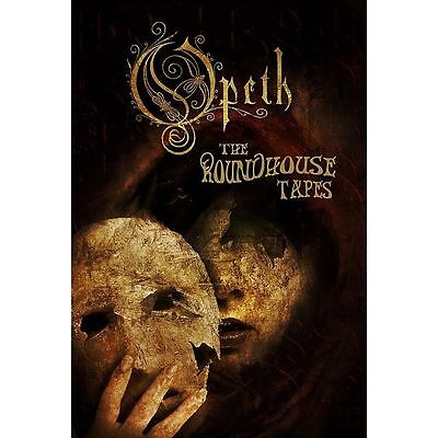 The  Roundhouse Tapes OPETH  1 DVD + 2 CD SET ( FREE SHIPPING)